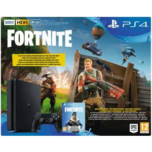 Sony PlayStation 4 Slim 500GB - Fortnite