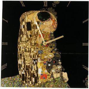 Goebel Wanduhr, »Artis Orbis, Der Kuss, 66886813«