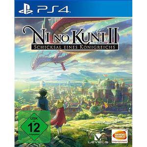 Bandai Playstation 4 - Spiel »Ni No Kuni 2: Schicksal eines Königreichs«