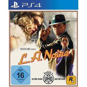 2K Playstation 4 - Spiel »L.A. Noire«