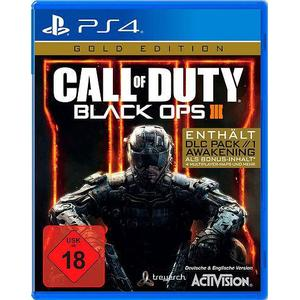 ACTIVISION Call of Duty: Black Ops III GOLD PlayStation 4