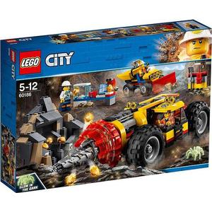 LEGO® Schweres Bohrgerät für den Bergbau (60186), »LEGO® City «