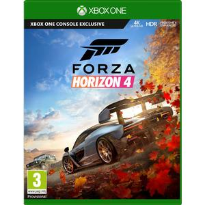 Microsoft Xbox One X 1TB - Forza Horizon 4 Bundle