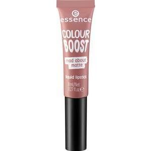 Essence Lippen Lippenstift & Lipgloss Colour Boost Mad About Matte Liquid Lipstick Nr. 04 Mad Matters 8 ml