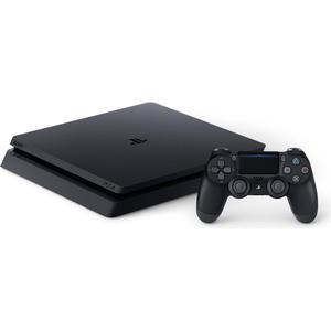Sony Playstation 4 Slim 500GB - Black Edition