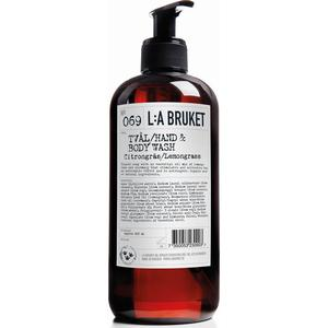 L:A Bruket 069 Hand & Body Wash Lemongrass 450ml