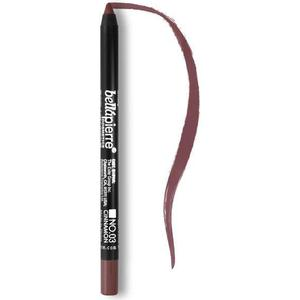 Bellápierre Waterproof Gel Lip Liner - Cinnamon