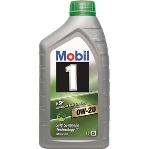 Mobil ESP X2 0W20 1L Motor Oil