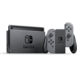 Nintendo Switch - Grey - 2019