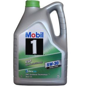 Mobil ESP 5W-30 5L Motor Oil