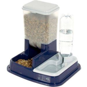 Karlie Flamingo Feeder and water dispenser Duo Max 5L