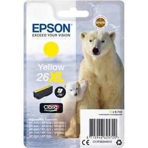 Epson C13T26344012 Gelb Tinte 9.7 ml