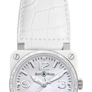 Bell & Ross BR 03-92 (BR0392-WH-C-D-SCA)
