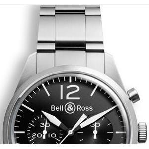 Bell & Ross BR 126 (BRV126-BL-ST-SST)