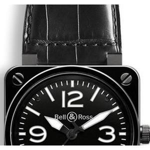 Bell & Ross BR 01-92 (BR0192-BL-CER-SCR)
