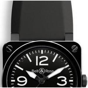 Bell & Ross BR 03-92 (BR0392-CER-BLP-SRB)