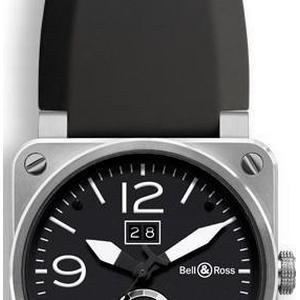 Bell & Ross BR 03-90 (BR0390-BL-ST)