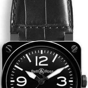 Bell & Ross BR 03-92 (BR0392-CER-BLP-SCR)