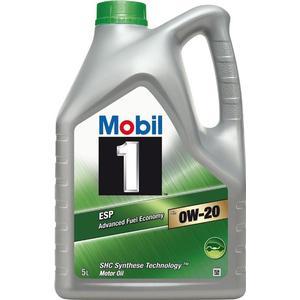 Mobil ESP X2 0W-20 5L Motor Oil