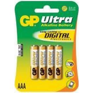 4-pack LR-03 Batterier