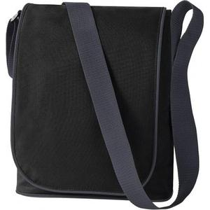 BagBase Metro IPad/tablet Reporter / Messenger Bag (2 Litres)