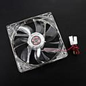 12CM 12005  CP LED Fan LYF LY-1225M12S DC 12V 0.36A