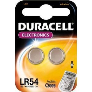 Duracell BATTERI LR54 1,5V DURACELL