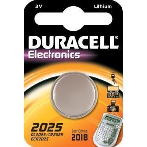 Duracell Li-BATTERI DURACELL 3V CR2025