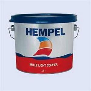 Hempel Mille Light Copper 2,5 liter, Hempel