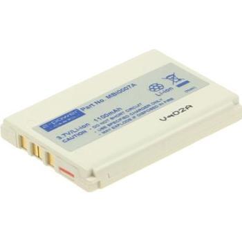 Nokia BLC-2 ersättningsbatteri 3.7V 1100mAh