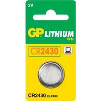 Batteri Lithium CR2430 3V