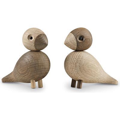 Kay Bojesen Lovebirds 8.8cm Prydnadsfigur