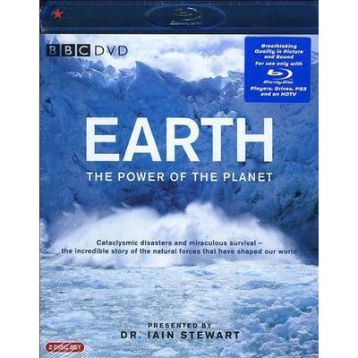 Earth: The power of the planet (Blu-ray)