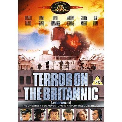 Terror on the Britannic (Juggernaut)