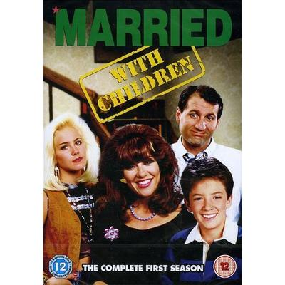 Married with children - Season 1 (2-disc) (Nyrelease)