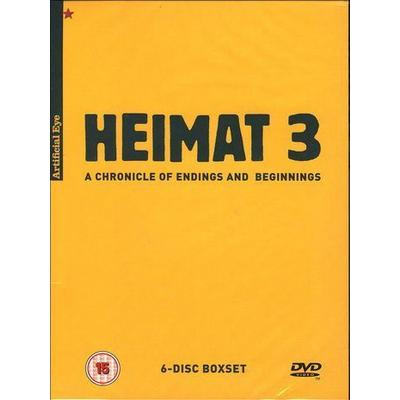 Heimat - Series 3 (Nyrelease) (6-disc)