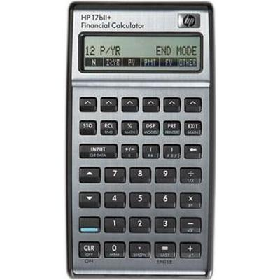 HP 17bII+ Financial (F2234A)