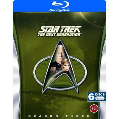Star Trek: TNG / Säsong 3 (Blu-Ray 2013)