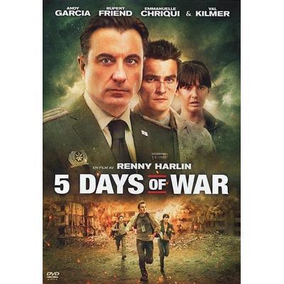 5 days of war (DVD 2011)