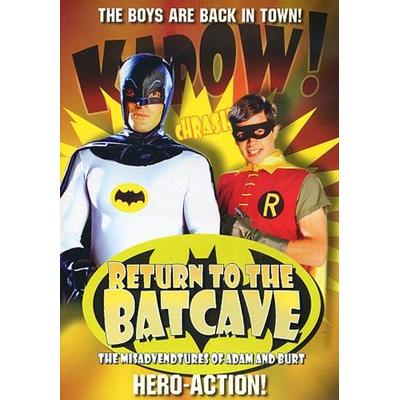 Return to the Batcave (DVD 2012)