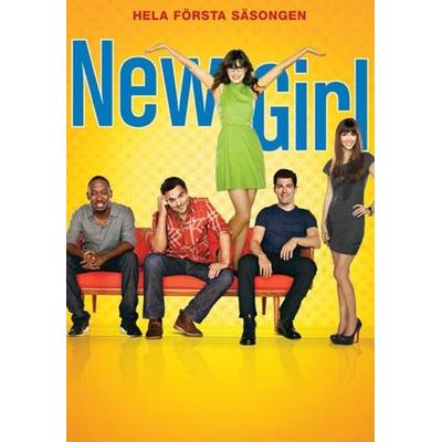 New Girl: Säsong 1 (DVD 2011-2012)