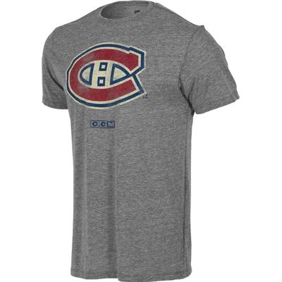 CCM Montreal Canadiens Bigger Logo T-Shirt