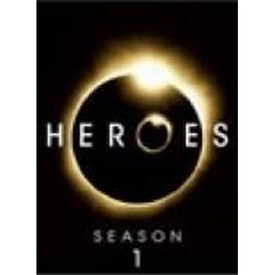 Heroes Säsong 1 (DVD)