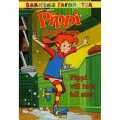 Pippi Långstrump *Tecknad* Pippi Vill Inte Bli Stor (DVD)