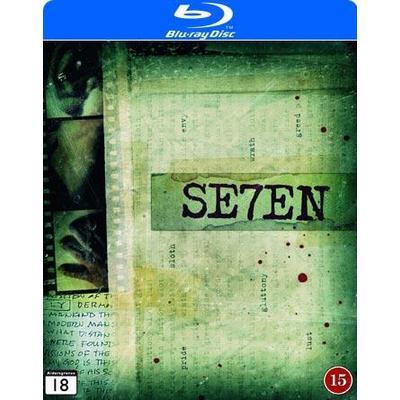 Seven (Nyutgåva) (Blu-Ray 1995)