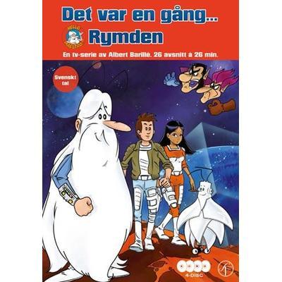 Det var en gång: Rymden (DVD 1982)