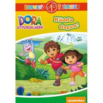 Dora Utforskren: Rädda dagen (DVD 2015)