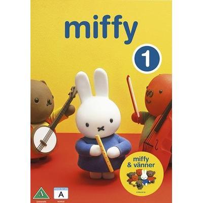 Miffy & friends 1 (DVD 2014)