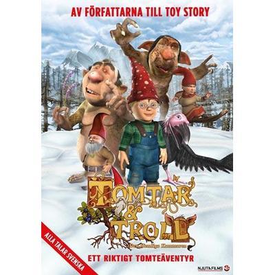 Tomtar & Troll: Den hemliga kammaren (DVD 2009)
