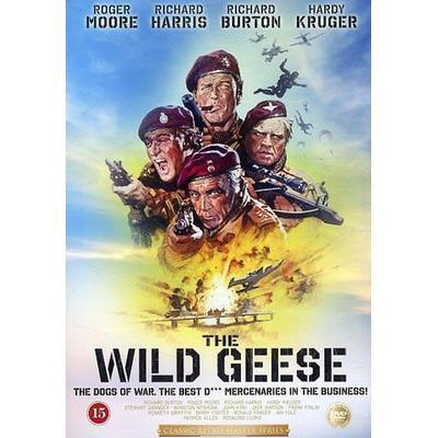 De vilda gässen (DVD 1978)